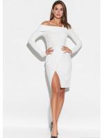 Сукня «Космо» білого кольору