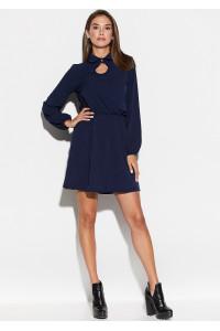 Сукня «Мірта» темно-синього кольору