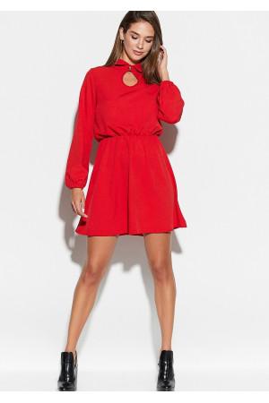 Сукня «Мірта» червоного кольору
