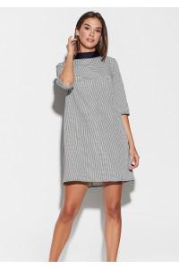 Сукня «Осло» темно-синього кольору