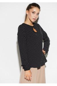 Блуза «Остін» чорного кольору