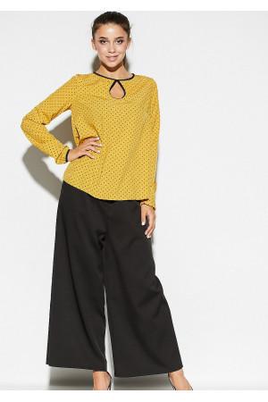 Блуза «Остін» гірчичного кольору