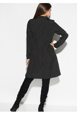 Платье «Лиман» черного цвета