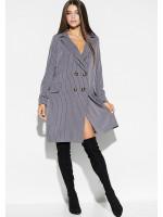 Сукня «Лиман» сірого кольору
