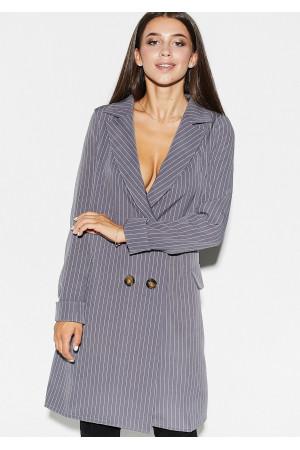 Платье «Лиман» серого цвета