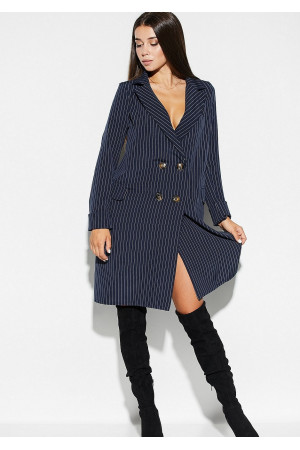 Сукня «Лиман» темно-синього кольору