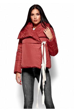 Куртка жіноча «Селеста» цегляного кольору