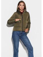 Куртка жіноча «Джей» кольору хакі
