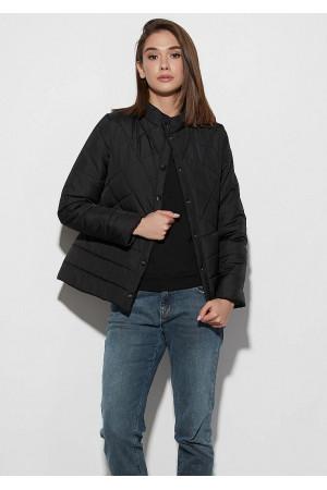 Куртка жіноча «Керол» чорного кольору