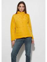 Куртка женская «Кэрол» желтого цвета
