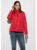 Куртка женская «Кэрол» красного цвета