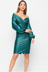 Сукня «Асті» зеленого кольору