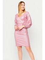 Сукня «Асті» пудрового кольору