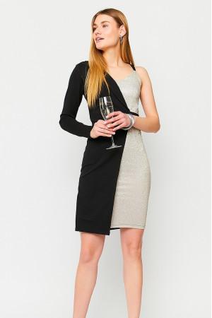 Сукня «Ліам» золотавого кольору