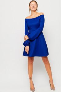 Сукня «Астрід» синього кольору