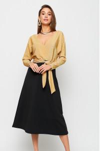 Сукня «Надін» золотавого кольору