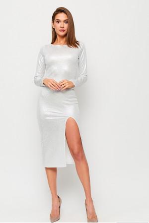 Платье «Муза» белого цвета