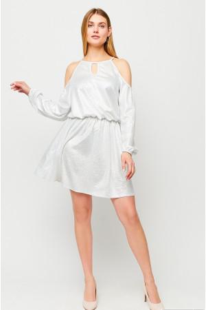Платье «Сабина» белого цвета