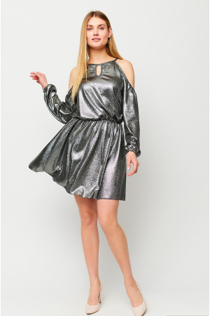 Платье «Сабина» черного цвета