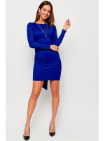 Платье «Нуар» синего цвета