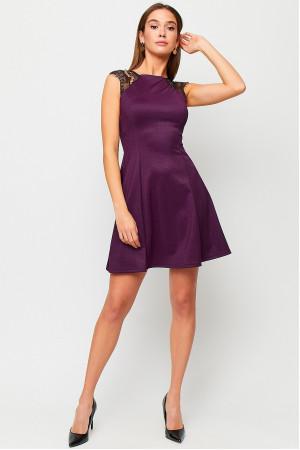 Сукня «Брют» фіолетового кольору