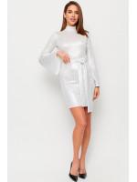 Платье «Сьюзи» белого цвета