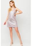 Платье «Мемфис» пудрового цвета