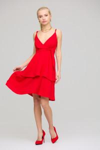 Сукня «Поппі» червоного кольору