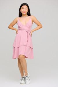 Сукня «Поппі» пудрового кольору