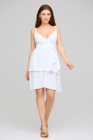 Сукня «Поппі» білого кольору