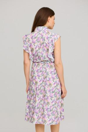 Сукня «Бетані» лілового кольору