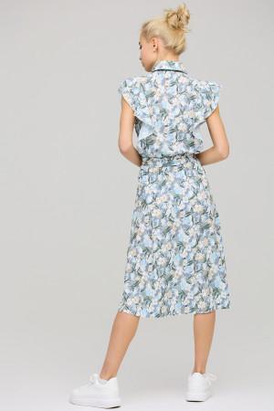 Сукня «Бетані» блакитного кольору