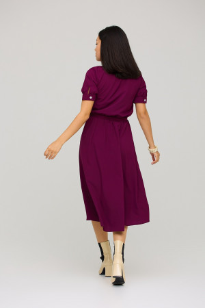 Сукня «Фейт» кольору бургунді
