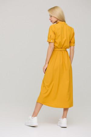 Сукня «Фейт» гірчичного кольору