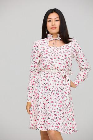 Сукня «Айві» білого кольору