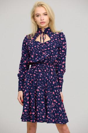 Сукня «Айві» синього кольору