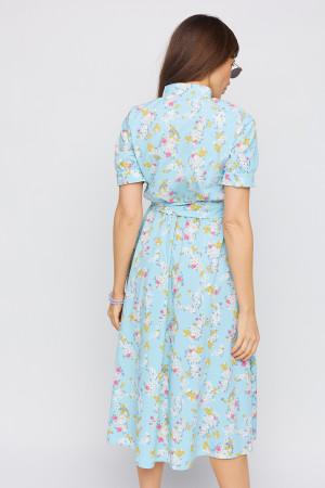Сукня «Палмер» блакитного кольору