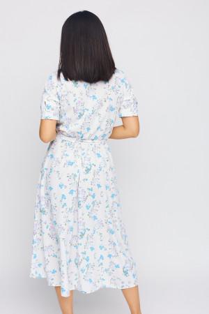 Сукня «Палмер» білого кольору