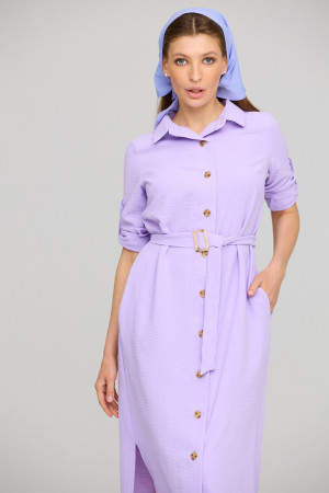 Сукня «Адель» лілового кольору