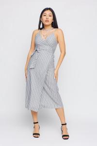Сукня «Коді» сірого кольору