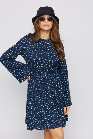 Сукня «Вів'єн» синього кольору