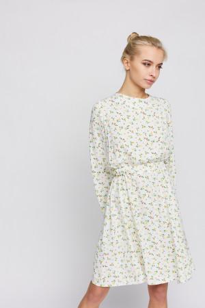 Сукня «Вів'єн» білого кольору