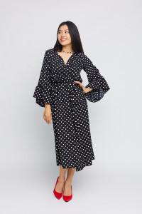 Сукня «Бетті» чорного кольору