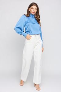 Блуза «Аріель» блакитного кольору