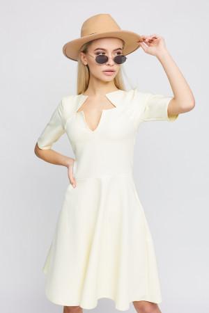 Сукня «Рей» світло-жовтого кольору