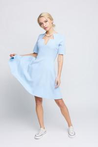 Сукня «Рей» блакитного кольору