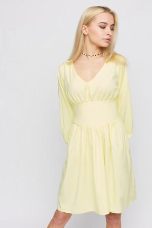 Сукня «Венді» світло-жовтого кольору