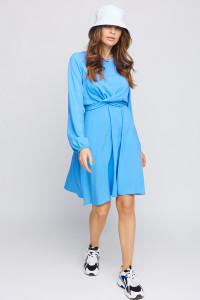 Сукня «Дебора» синього кольору