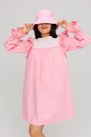 Сукня «Вуд» рожевого кольору