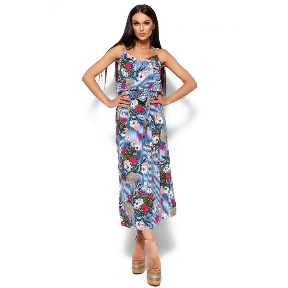 Сукня «Марі» синього кольору - купити у Києві d198944dc9a66